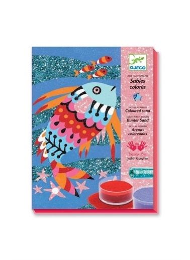 Djeco Djeco Kum Boyama / Fish Rainbows Pembe